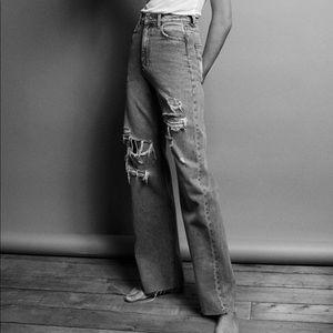 Zara Boyfriend Fit Jeans